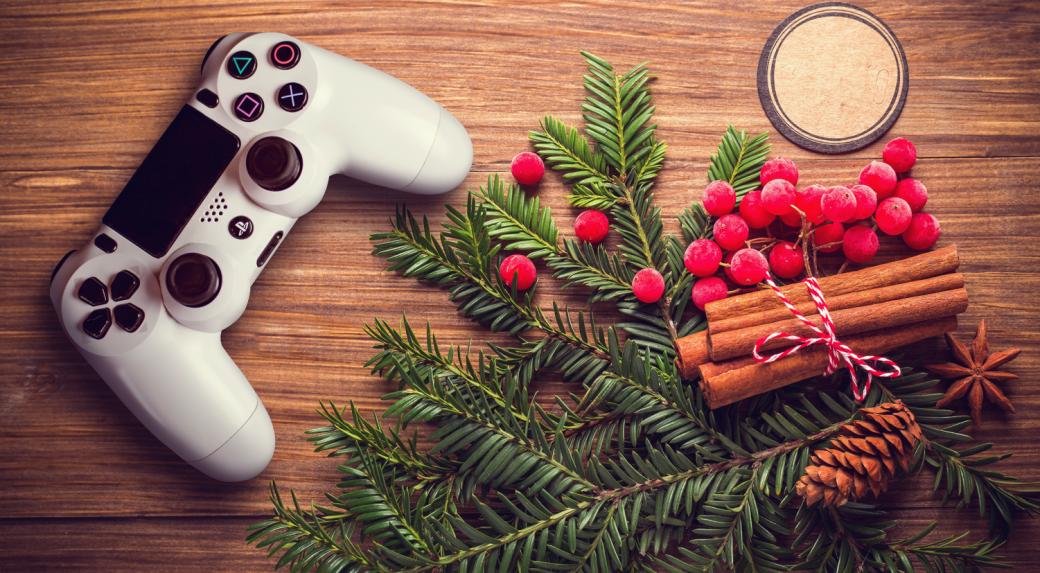 Разработчики поздравляют игроков с Рождеством. Подборка праздничных открыток   Канобу - Изображение 12485