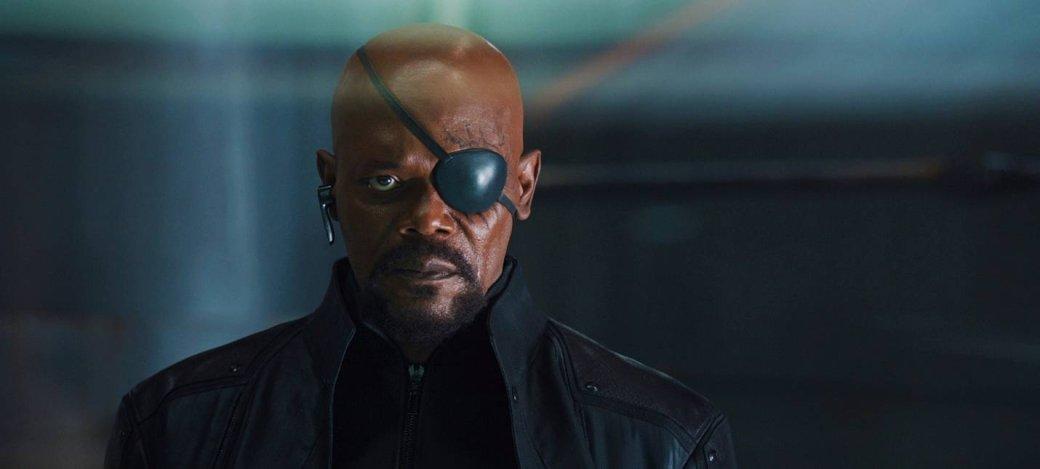 Фигурка по«Капитану Марвел» может намекать на то, как Ник Фьюри потерял свой глаз | Канобу - Изображение 1