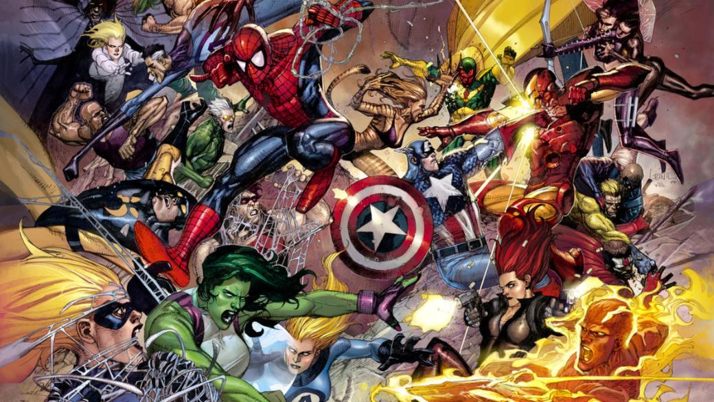 «Гражданская война» Marvel— что осталось закадром главной войны супергероев? | Канобу - Изображение 4876