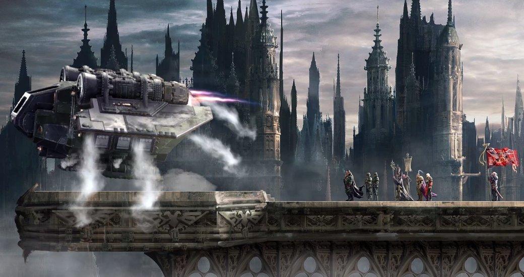 Рецензия на Battlefleet Gothic: Armada 2 | Канобу - Изображение 111