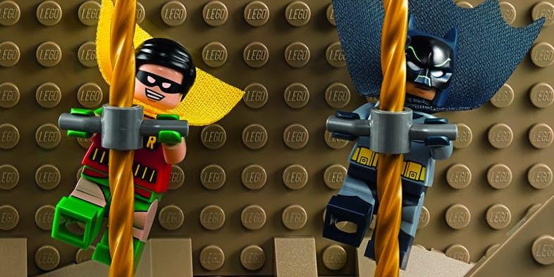 Пасхалки и отсылки в мультфильме «Лего Фильм: Бэтмен» | Канобу - Изображение 12363