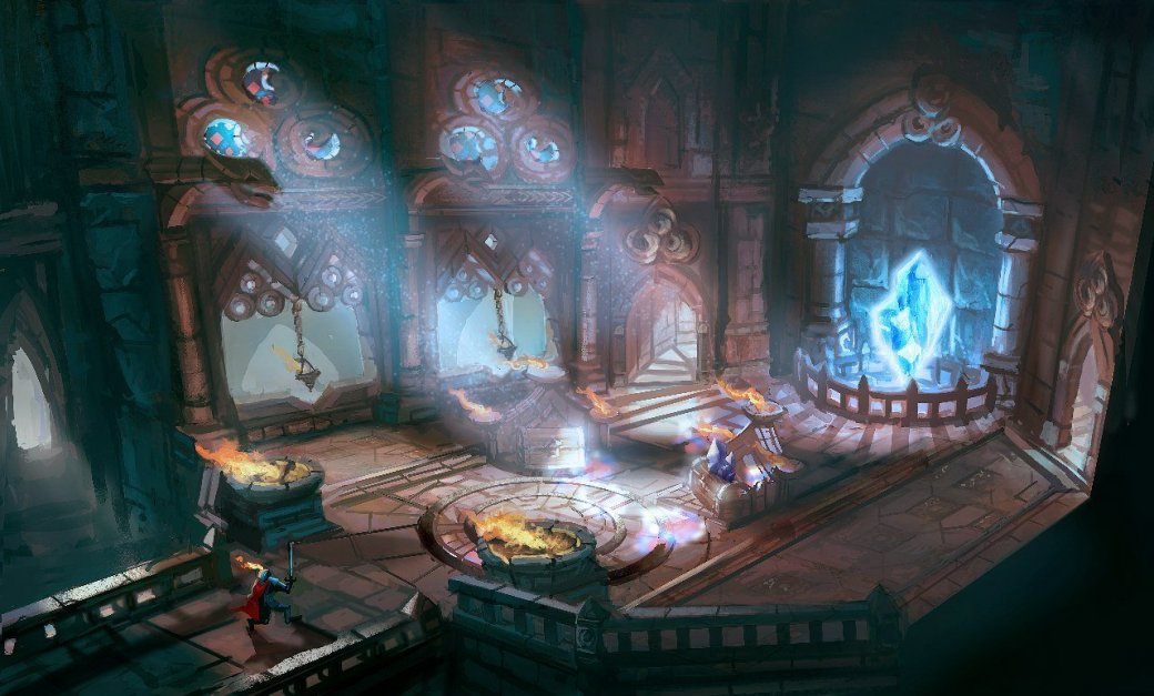 Mighty Quest for Epic Loot - Брысь от моих сокровищ | Канобу - Изображение 3