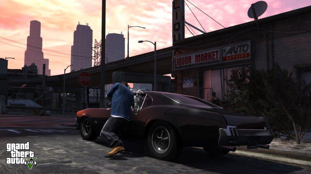 Опубликованы новые кадры из GTA V | Канобу - Изображение 9769