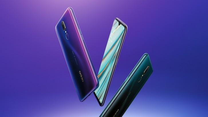 Oppo представила смартфон A9 в стильных цветовых вариантах | Канобу - Изображение 1