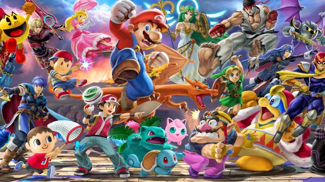 Объяснено. Что такое Super Smash Bros. ипочему эта серия файтингов— самая популярная вмире | Канобу - Изображение 0