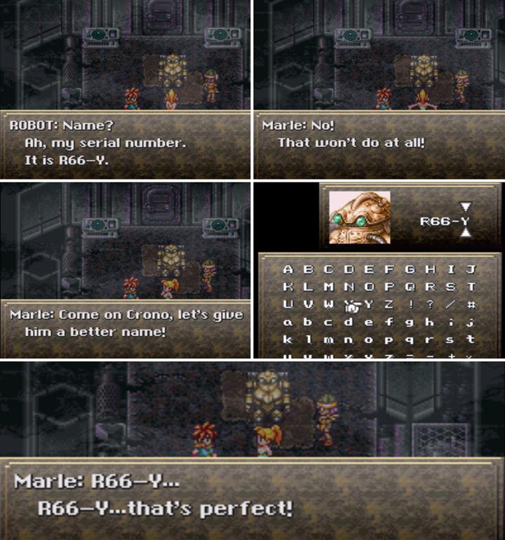 Какие забавные имена вы давали персонажам, чтобы диалоги в игре поменяли свой смысл?. - Изображение 7