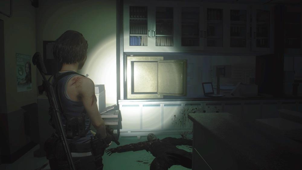 Гайд. Решение всех головоломок вResident Evil 3 Remake и коды к сейфам в Resident Evil 3 | Канобу - Изображение 5041