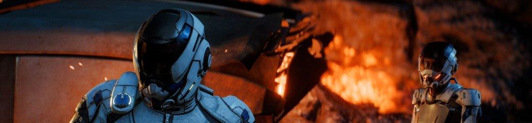 Год Mass Effect: Andromeda— вспоминаем, как погибала великая серия. Факты, слухи, баги | Канобу - Изображение 6
