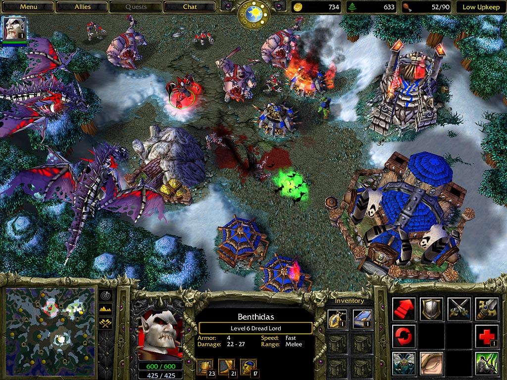 Мнение. Даже спустя 17 лет Warcraft 3— все еще одна излучших стратегий вмире