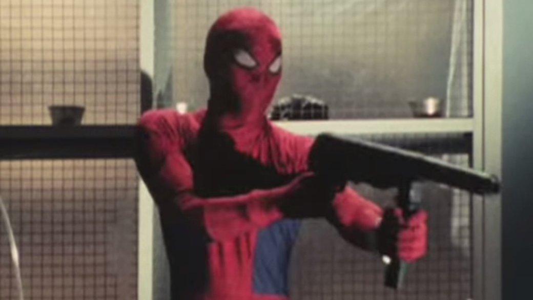 Апомните японского Человека-паука— cамую безумную (возможно, даже лучшую) версию супергероя?   Канобу - Изображение 2