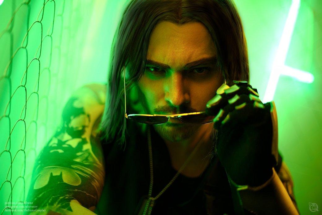 Захватывающий дух косплей персонажа Киану Ривза изCyberpunk 2077 | Канобу - Изображение 2