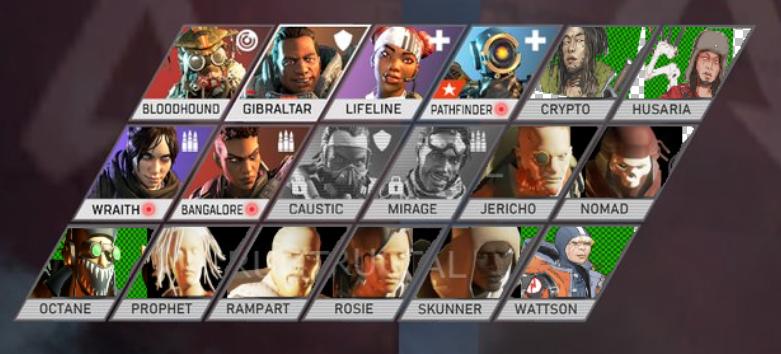 Утечка: изображения 10 невыпущенных героев Apex Legends   Канобу - Изображение 436