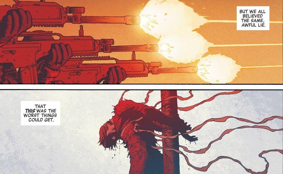 Капитан Америка как лидер Гидры. Галерея ярких моментов Secret Empire | Канобу - Изображение 17