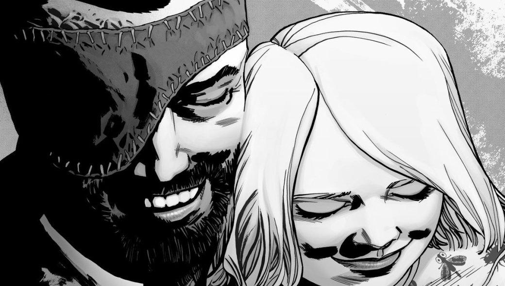 Возможенли комиксный спин-офф «Ходячих мертвецов» про Нигана? Отвечает Роберт Киркман | Канобу - Изображение 1