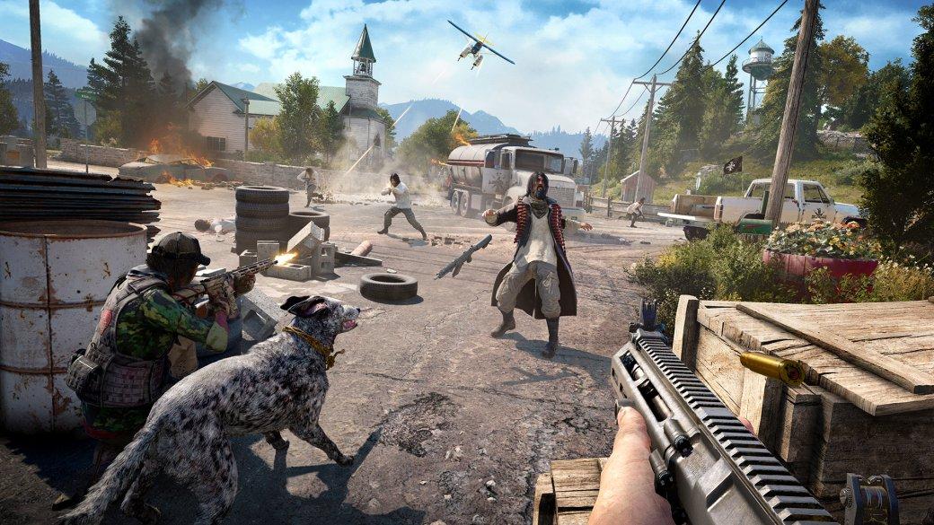 Собираем ПКдля Far Cry 5: 4K-разрешение и 60 кадров в секунду наультра-настройках. - Изображение 1