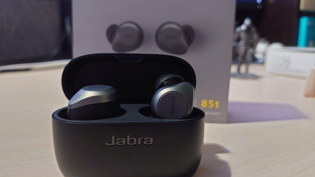 Обзор Jabra Elite 85t. Беспроводные наушники сомножеством полезных функций