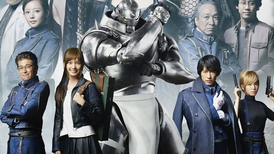 От Человека-дьявола до Токийского гуля: худшие адаптации аниме с живыми актерами | Канобу