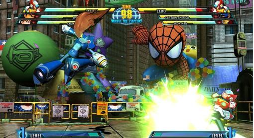 Marvel vs. Capcom 3: Fate of Two Worlds. X-Man vs. Streer Fighter. Превью   Канобу - Изображение 2311