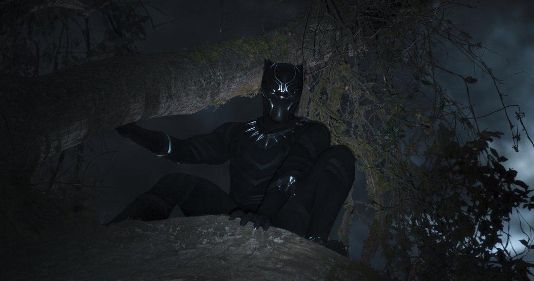 Рецензия на«Черную Пантеру» | Канобу