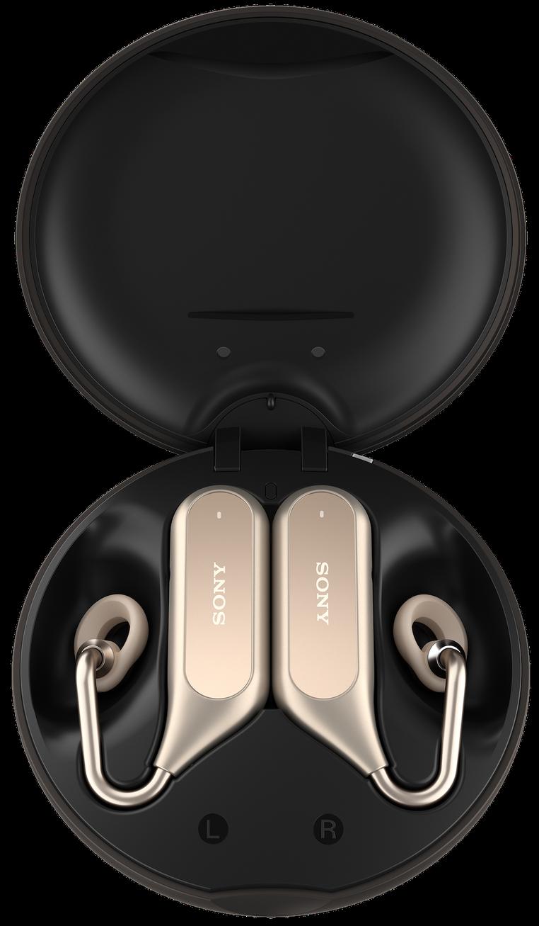 MWC 2018: Sony представила беспроводные наушники Xperia Ear Duo   Канобу - Изображение 654