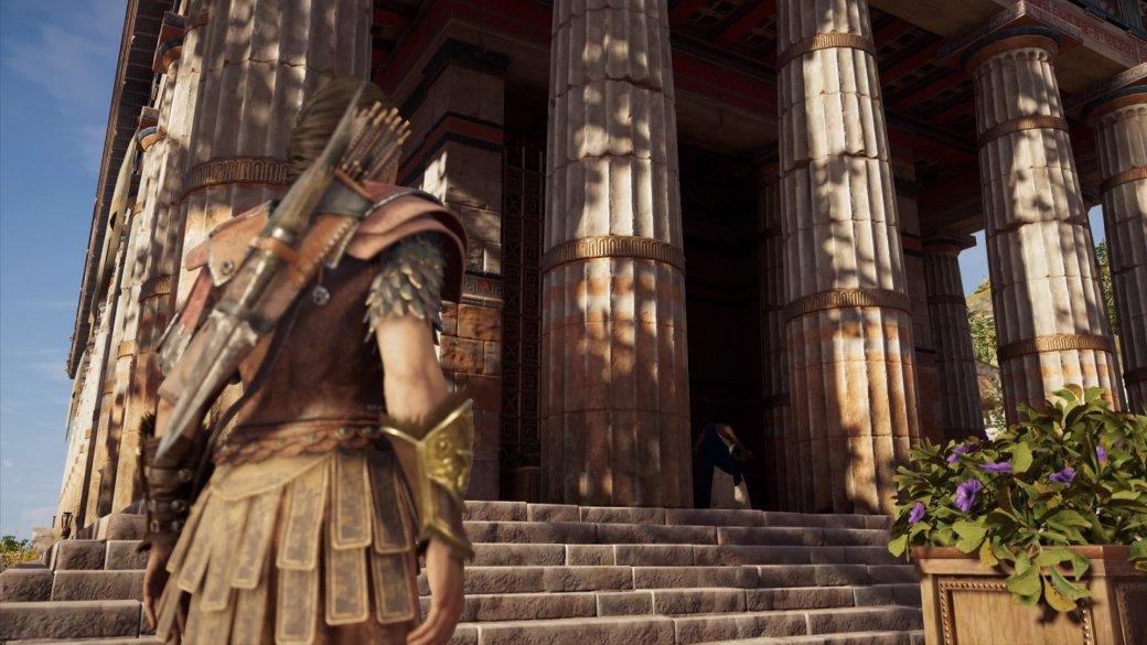 Мнение. Почему все, кто называет Assassin's Creed: Odyssey ролевой игрой, ошибаются | Канобу - Изображение 14