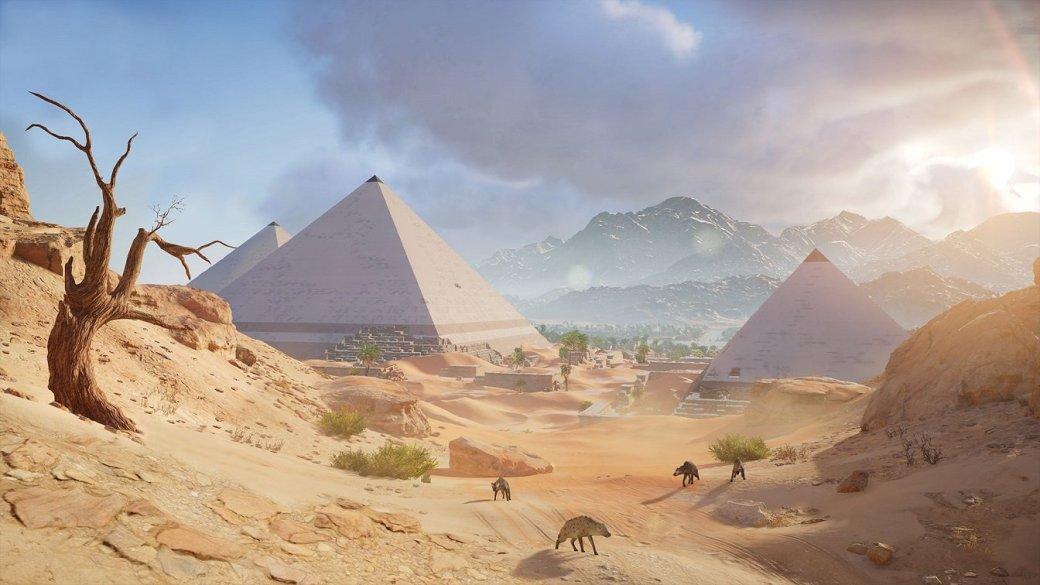Мифы Древнего Египта вAssassin's Creed: Origins   Канобу - Изображение 1706