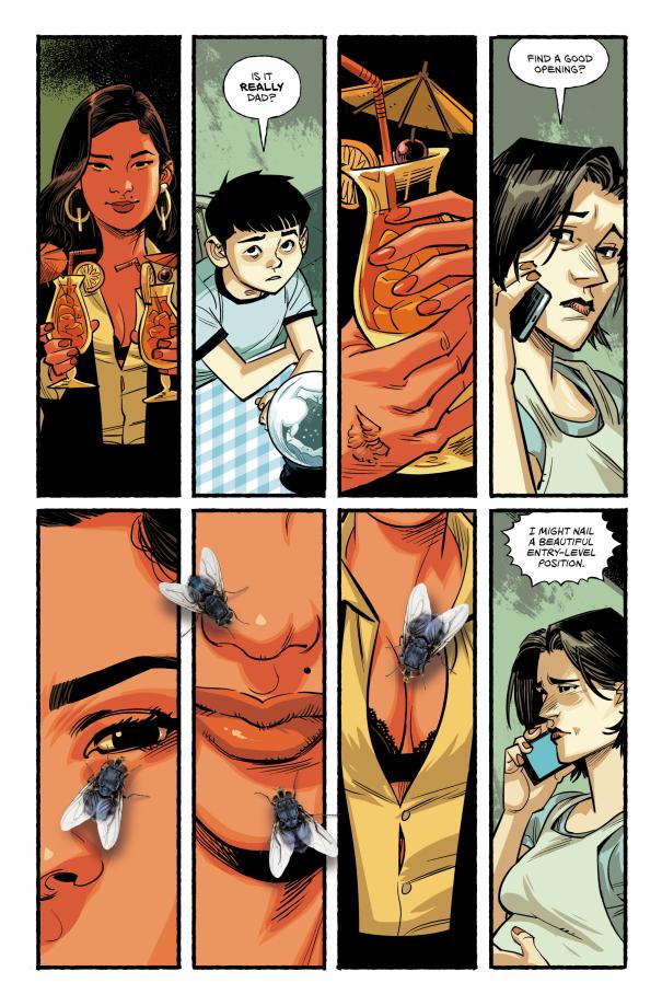 Первый взгляд на «Бойцовский клуб 3» — продолжение истории Чака Паланика в комиксах | Канобу - Изображение 8
