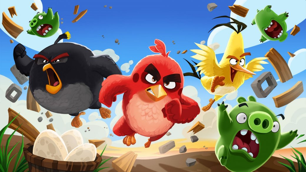 У мультфильма по Angry Birds будет сиквел   Канобу - Изображение 1