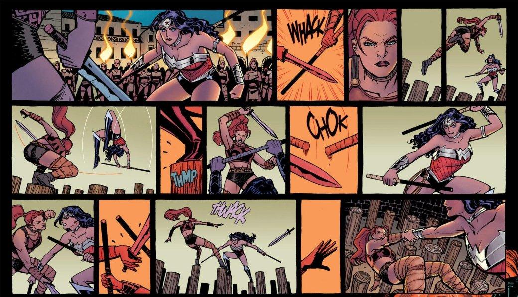 5 комиксов, похожих на«Игру престолов» | Канобу - Изображение 3