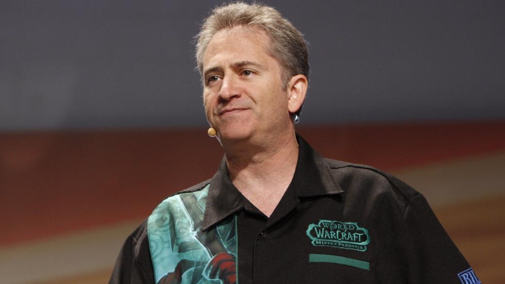 Основатель Blizzard покинул пост президента компании. Его место займет продюсер World of Warcraft | Канобу - Изображение 1