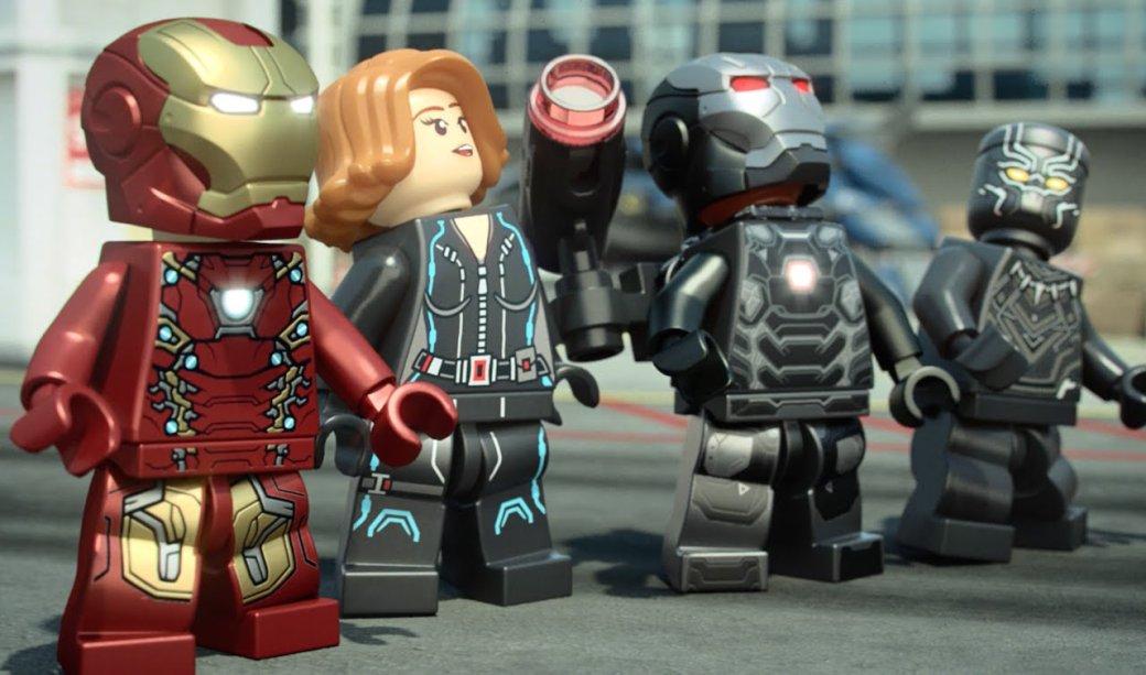 Слух: описания Lego-наборов по«Мстителям 4» спойлерят любопытные подробности фильма | Канобу - Изображение 1