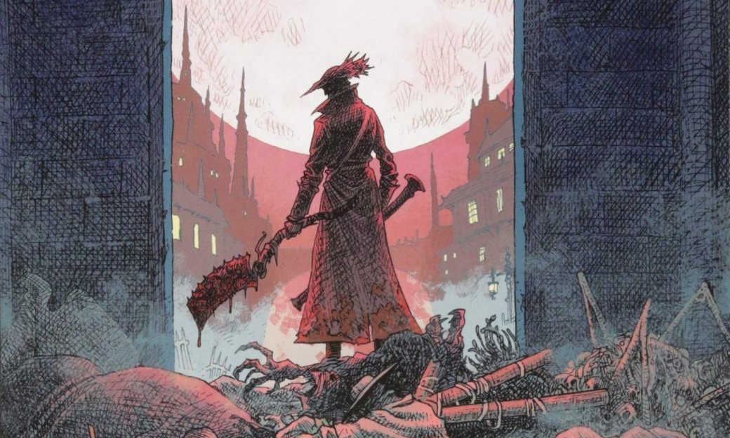 Обзор комикса «Bloodborne. Конец сна»— спорное, новсе равно приятное возвращение вЯрнам   Канобу - Изображение 1841