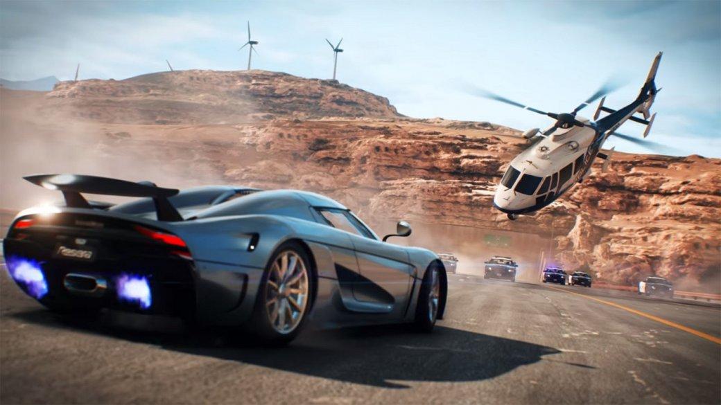 Рецензия на Need for Speed: Payback