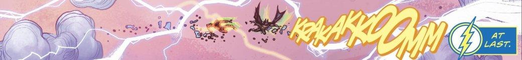Куда привела Бэтмена и Флэша загадка значка Комедианта?. - Изображение 21