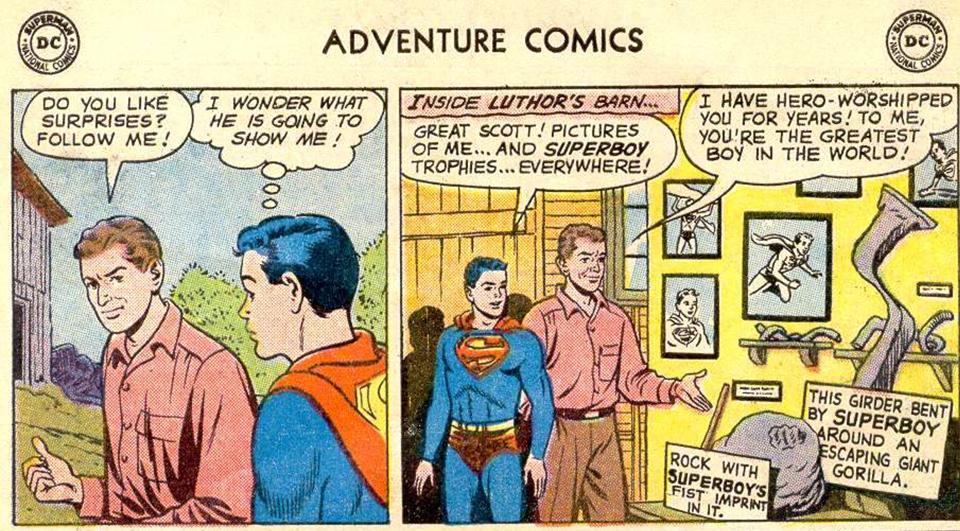 Кто такой Лекс Лютор? Вспоминаем историю главного врага Супермена | Канобу - Изображение 4