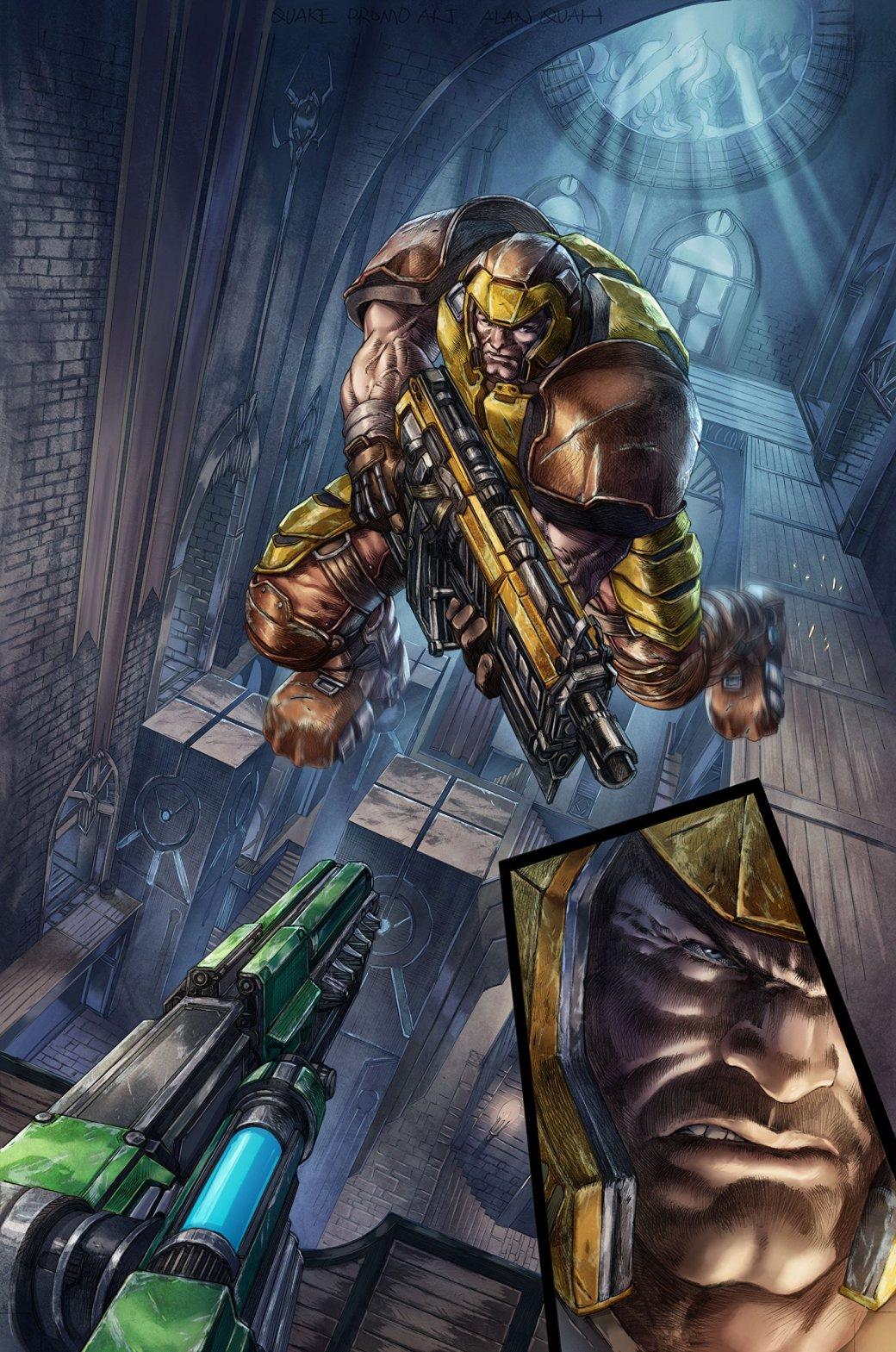Причины провала Quake Champions: кто виноват и что делать? | Канобу - Изображение 8