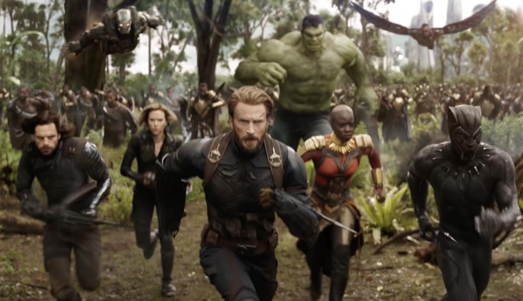 Бюджет фильма «Мстители: Война бесконечности»   Канобу