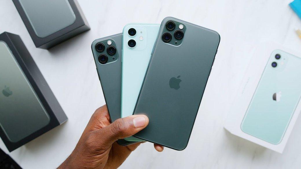 Появились первые обзоры iPhone 11: что журналисты говорят оновых флагманах Apple | Канобу