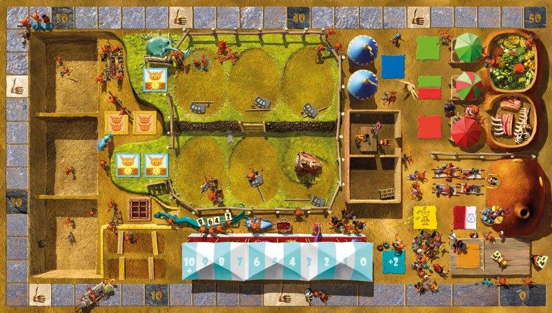 Dungeon Petz - ярмарка монстров на вашем столе | Канобу - Изображение 1