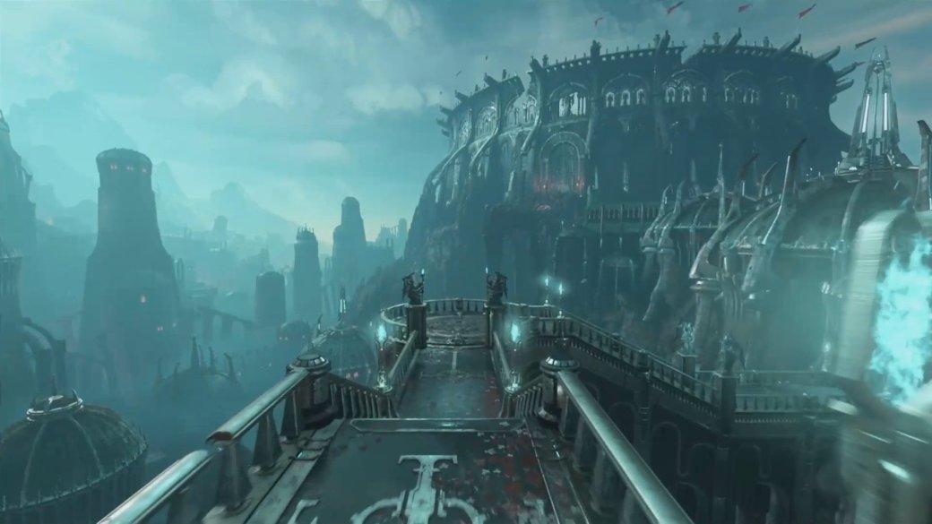 Демоны, бегите! Первый геймплей Doom Eternal полон жестокости и брутальности | Канобу - Изображение 3