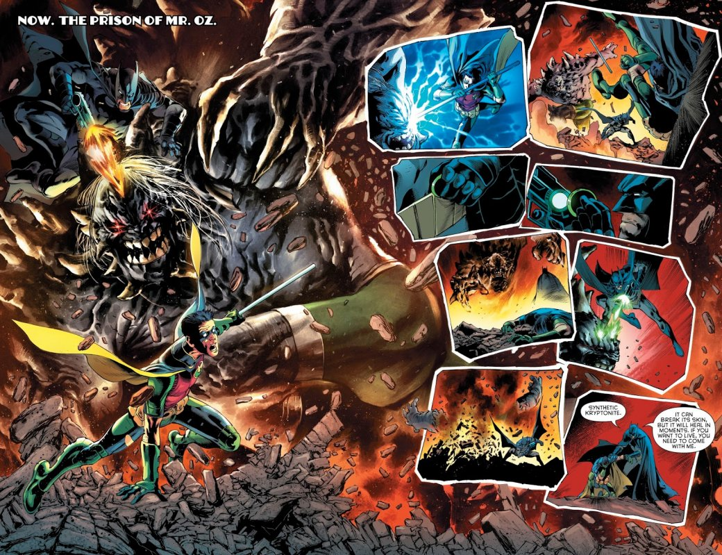 Бэтмен будущего, данетот: как два Тима Дрейка встретились настраницах комикса DC. - Изображение 4