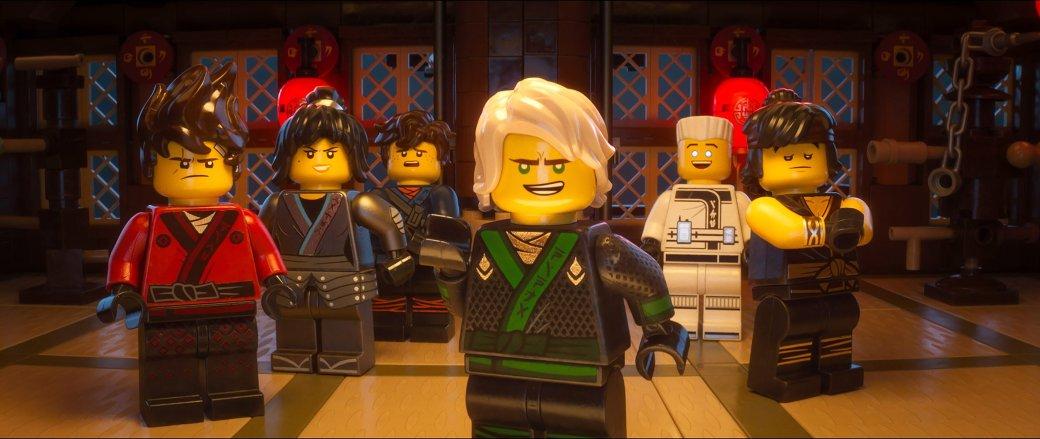 Рецензия на «Лего Ниндзяго Фильм» | Канобу - Изображение 3093