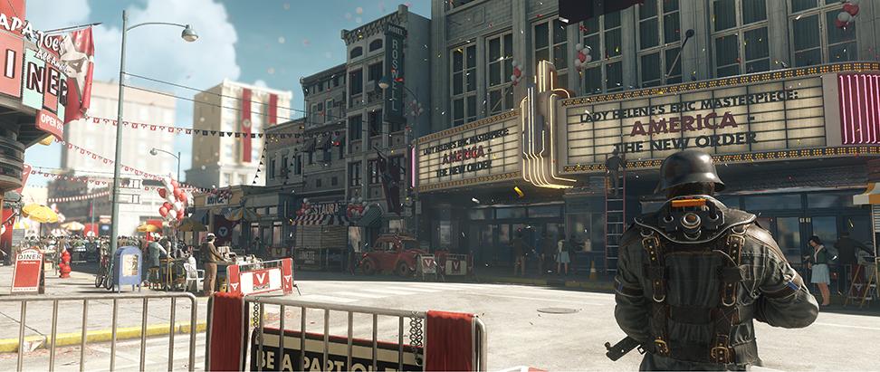 Рецензия на Wolfenstein II: The New Colossus | Канобу - Изображение 0