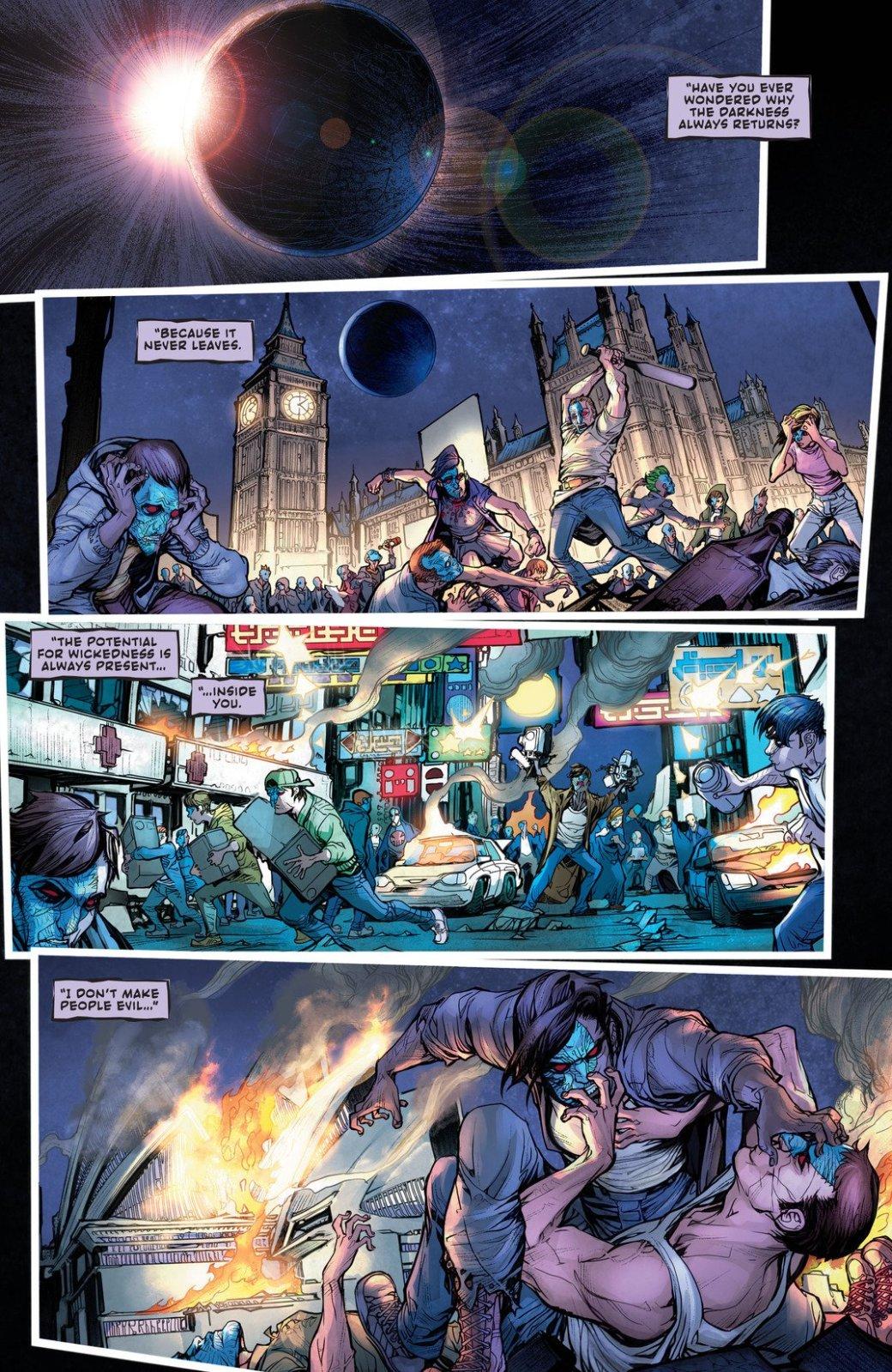 Финал Justice League vs. Suicide Squad: ничего себе многоходовочка! | Канобу - Изображение 422