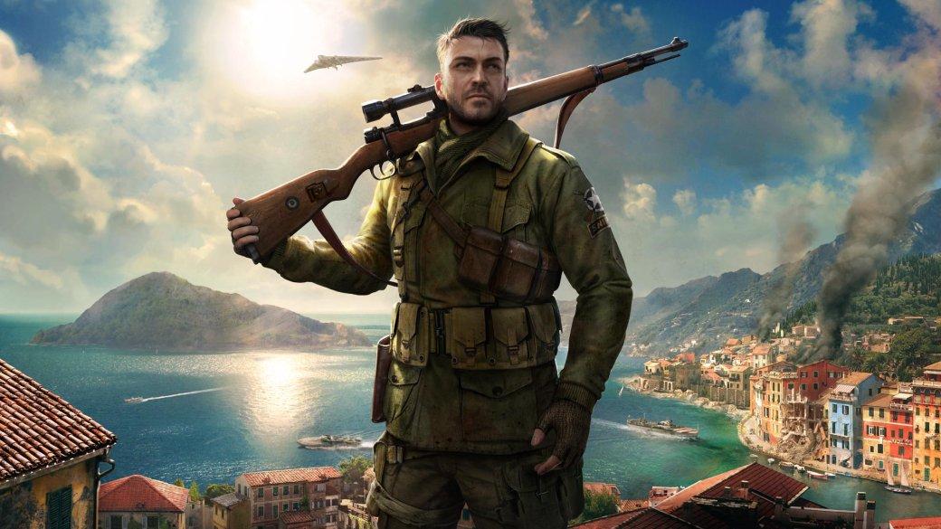 Превью Sniper Elite4. Возможно, лучший стелс 2017 года   Канобу