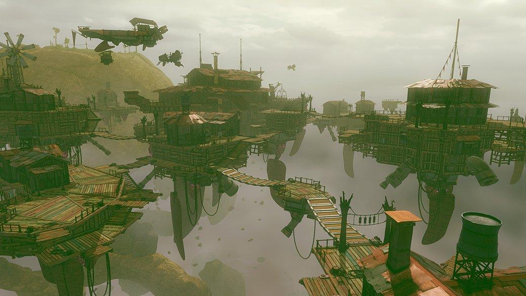 Рецензия на Gravity Rush 2 | Канобу - Изображение 9088