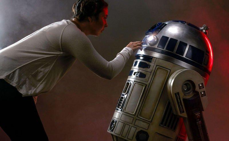 Взгляните наэту точную копию R2-D2 внатуральную величину | Канобу - Изображение 1548