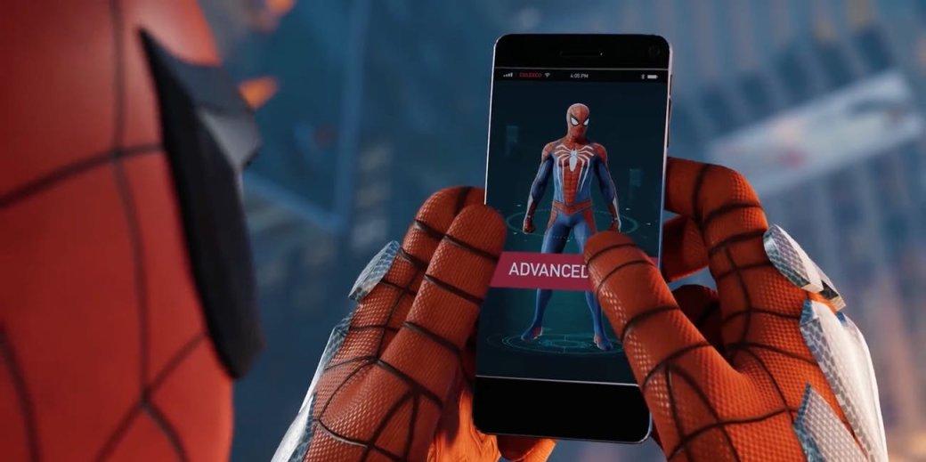 Гифка дня: вгороде появился новый Человек-паук вSpider-Man сPS4 | Канобу - Изображение 1