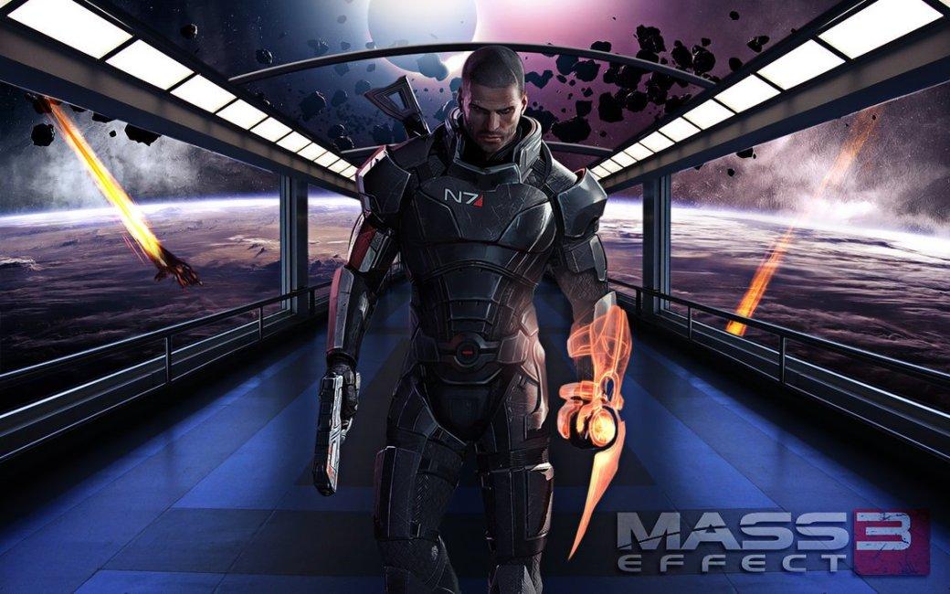 UPD: Crossword Game: Проверь себя в Mass Effect   Канобу