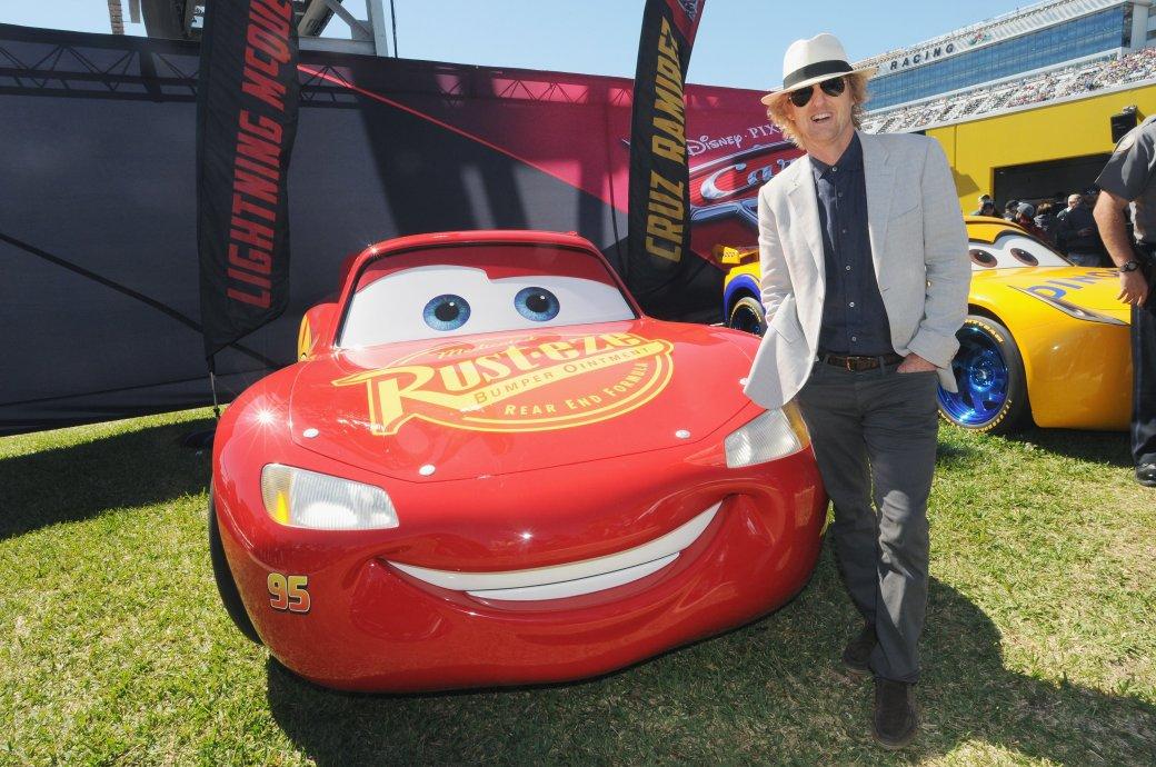 Рецензия на «Тачки 3» Pixar | Канобу - Изображение 7172